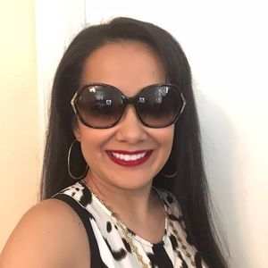 Authentic Fendi Oversized Sunglasses